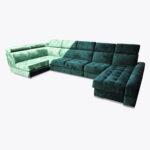 Narożnik Loft 180 + fotel