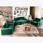 Zestaw sofa Lupo + fotele