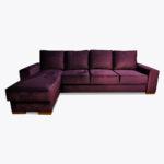 Narożnik Lupo 16 rozkładany z poduszkami i pojemnikiem