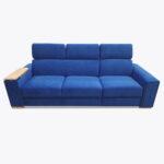 Sofa Loft 81 kobaltowa z RELAXEM