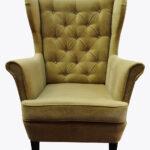 Fotel Uszak 12 z podnóżkiem