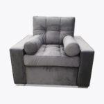 Fotel wysuwany do spania jednoosobowy
